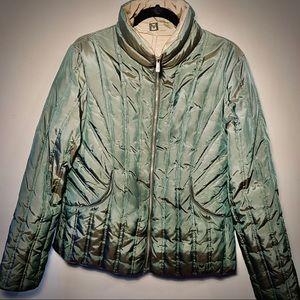 Michel Kors Iridescent Down Winter Coat